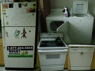 Appliance Removal WA